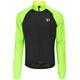 PEARL iZUMi ELITE Barrier Jacket Men black/screaming green